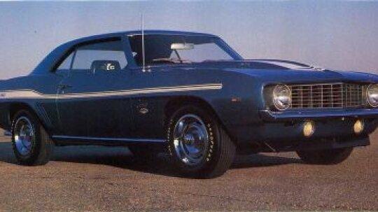1969 Yenko Camaro 427
