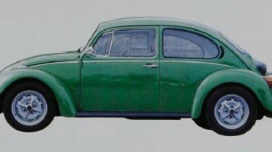 1970-1997 Volkswagen Beetle