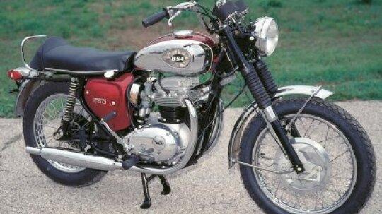 1970 BSA Lightning
