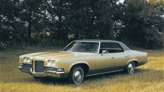 1971-1976 Pontiac