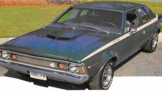 1971 AMC Hornet SC/360