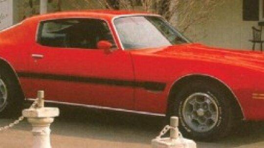 1971 Pontiac Firebird Formula
