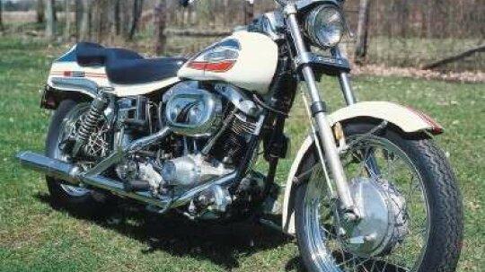 1971 Harley-Davidson FX Super Glide