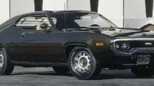 1971 Plymouth GTX 440+6