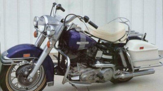 1973 Harley-Davidson FL Electra-Glide