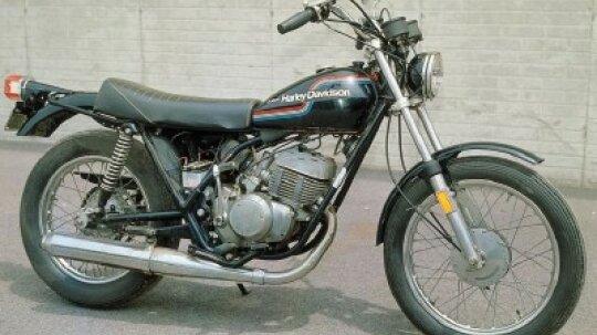 1975 Harley-Davidson SS-250