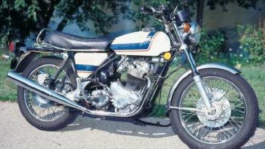 1976 Norton Commando