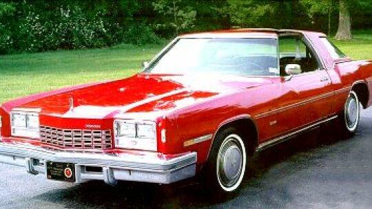 1977 Oldsmobile Toronado XSR Coupe