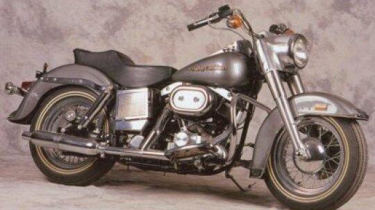 1978 Harley-Davidson FLHS Electra-Glide