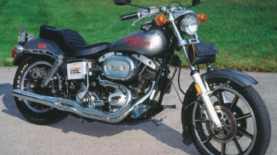 1978 Harley-Davidson FXS