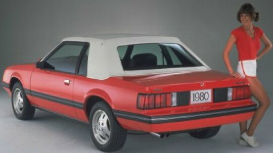 1979 1980 1981 Ford Mustang