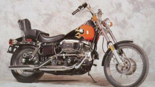 1980 Harley-Davidson FXWG Wide Glide