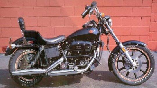 1981 Harley-Davidson FXB Sturgis