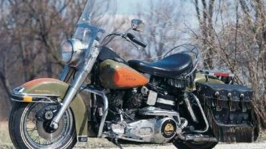 1981 Harley-Davidson Heritage Edition