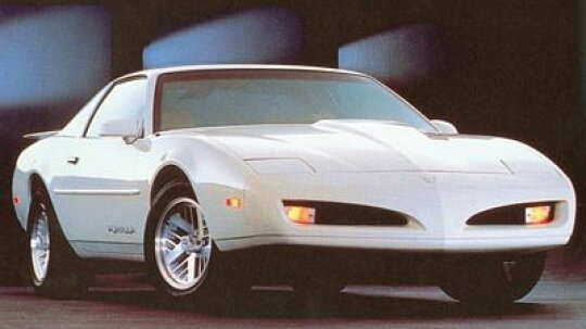 The 1982-1992 Pontiac Firebird