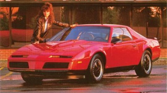 1983 Pontiac Firebird Trans Am