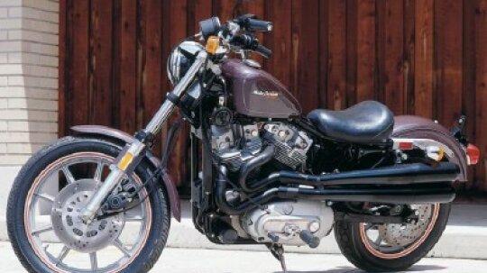 1984 Harley-Davidson XR-1000 Sportster
