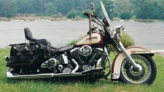 1988 Harley-Davidson FLSTC