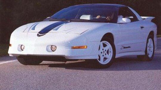 1993-1994 Pontiac Firebird