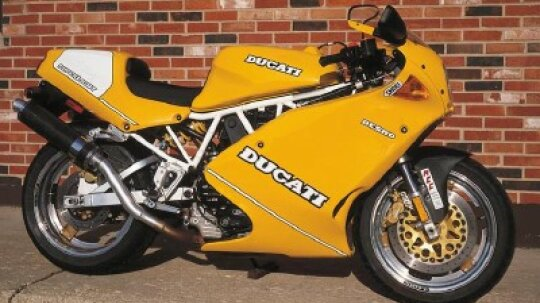 1993 Ducati Superlight