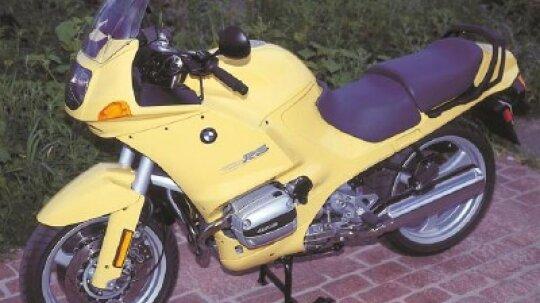 1994 BMW R1100RSL