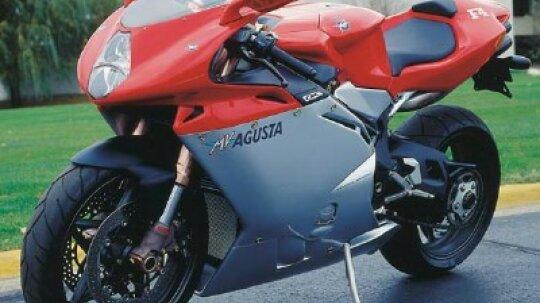 2000 MV Agusta F4 Strada