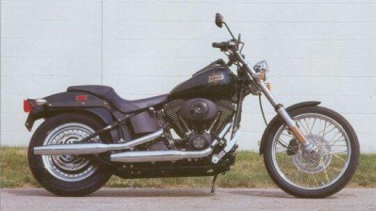 2002 Harley-Davidson FXSTB Night Train