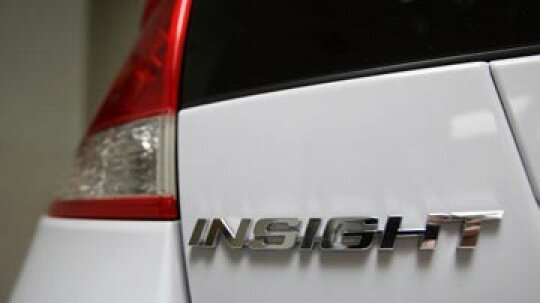 How the 2010 Honda Insight Works