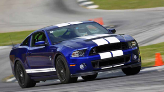 How the 2013 Shelby GT500 Super Snake Works