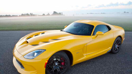 How the 2013 SRT Viper Works
