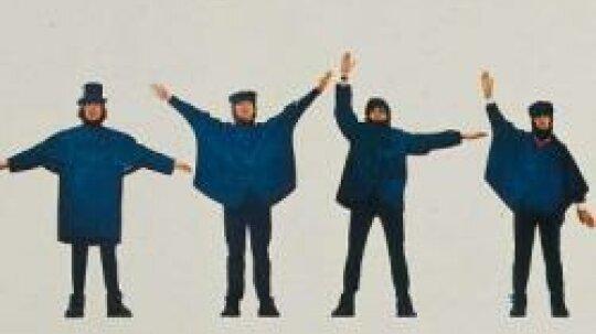 Top 10 Beatles Singles