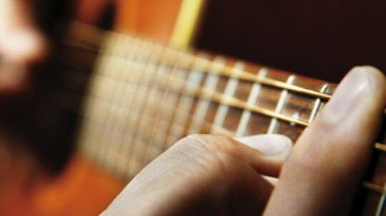 How Guitar Chordal Fills Work
