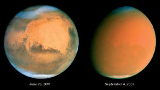 Mars Explained