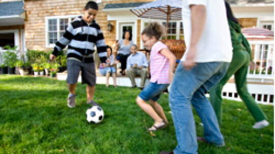 5 Soccer Variations to Play in Your Backyard