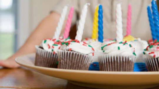 10 Cute Cupcake Ideas for Kids' Birthday Parties