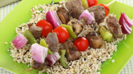 Kabobs: 5 Easy, Healthy and Fun Recipes