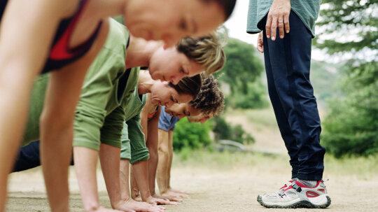5 Urban Alternatives to the Gym