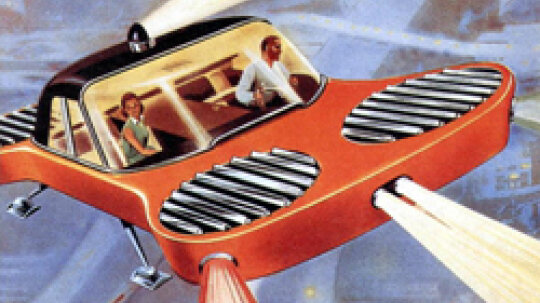 Top 5 Reasons You Don't Want a Flying Car