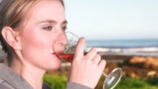 5 Rose Wine Nutrition Facts