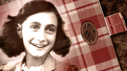 Anne Frank's Diary Is Still Spilling Its Secrets