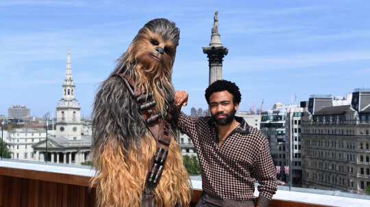 Donald Glover Loves the Social Message in 'Solo'