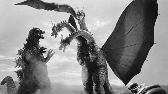 Is Godzilla a Dinosaur?