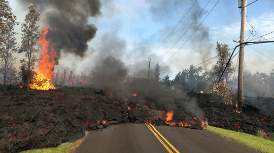 Fissures, Quakes and Lava: Explaining Kilauea's Volcanic Crisis