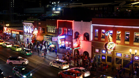 How Did Nashville Become the Hub of Country Music?
