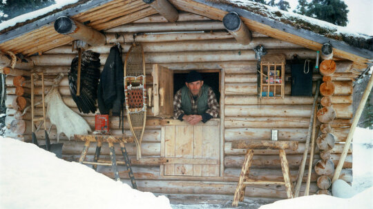 Dick Proenneke: 30 Years Alone in the Alaskan Wilderness