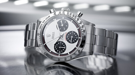 How Rolex Came to Rule the Wrist
