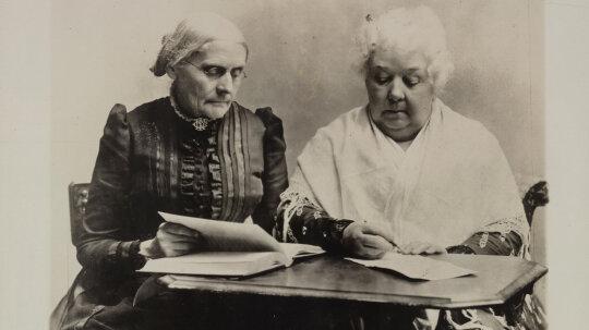 Susan B. Anthony: Suffragist, Abolitionist, Teetotaler and Renegade