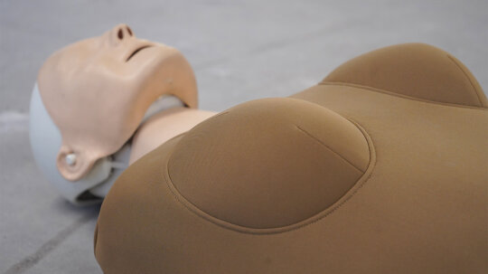 Womanikin: Overcoming the Stigma of Breasts and CPR