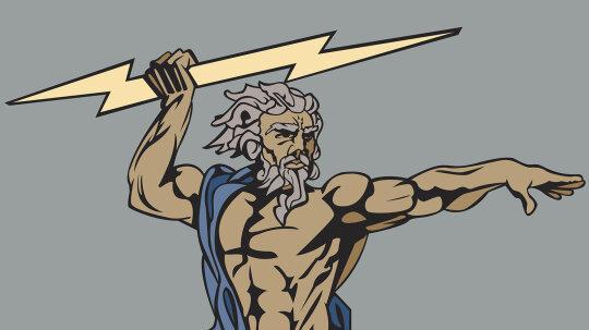 Zeus Swallowed His Wife Whole, Plus 6 Other Tasty Zeus Tidbits
