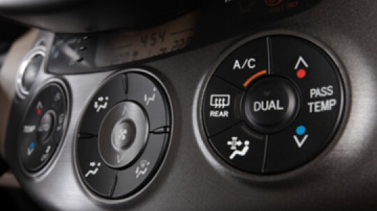 How long should a car's A/C compressor last?